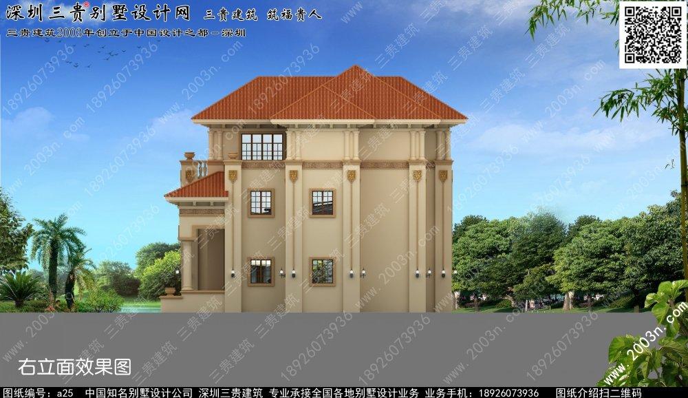农村外墙装修效果图农村别墅外墙效果图 农村楼房外墙效果图 农村外